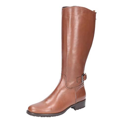 Lamica Damen Stiefel NV CR7-2 braun 304125