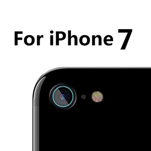 Vervanging voor iPhone 6 / 6S / 6 plus / 6S plus / 7/8/7 plus / 8 plus/X/XS/XS max Gehard glas Clear Lens Film Back Camera Protector