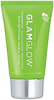 GlamGlow POWERMUD Dualcleanse Treatment Pro Size 4 oz Power Mud