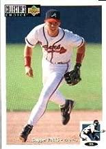 1994 Collector's Choice Baseball Card #152 Chipper Jones