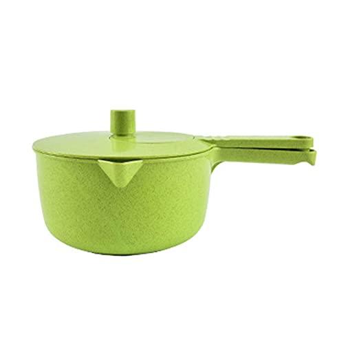 Ensalada Spinner multifuncional de trigo, pajita de fruta, manivela de mano, deshidratador de vegetales para suministros de cocina, color verde