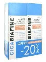 CicaBiafine Anti Irritations Body Moisturising Cream 2 x 200ml by CicaBiafine