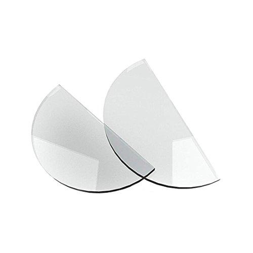 Lentes adhesivas de lectura para Gafas de Sol/Gafas de Sport-SKI/Gafas Protectoras/Lentes de lectura Bifocales Hydrotac/La solución ideal para los usuarios que no quieren cambiar constantemente de Gafas Protectoras/Gafas de Sol/Gafas de Sport y la lectura/+1.50D