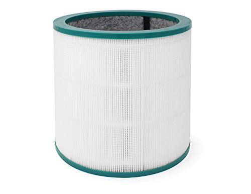 Fette Filter - Air Purifier Filter Compatible with Dyson Tower Purifier for TP02 & TP03 Models. Compare to Part # 968126-03 (Pack of 1)