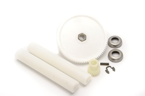 Lifetime Appliance 882699 Drive Gear Kit Compatible with Whirlpool, KitchenAid, Kenmore, Sears, Jenn-Air Trash Compactor