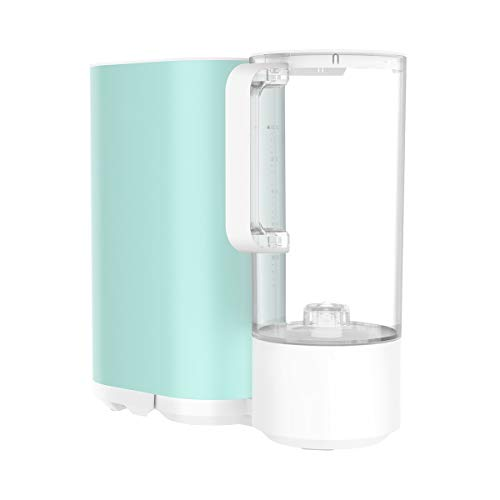 Waterdrop RO Reverse Osmosis Drinking Water Filtration System with Water Pitcher, 5 Stages All-in-One RO Water Filter, TDS Reduction, Tankless, No Electricity, Green (Need Installation)