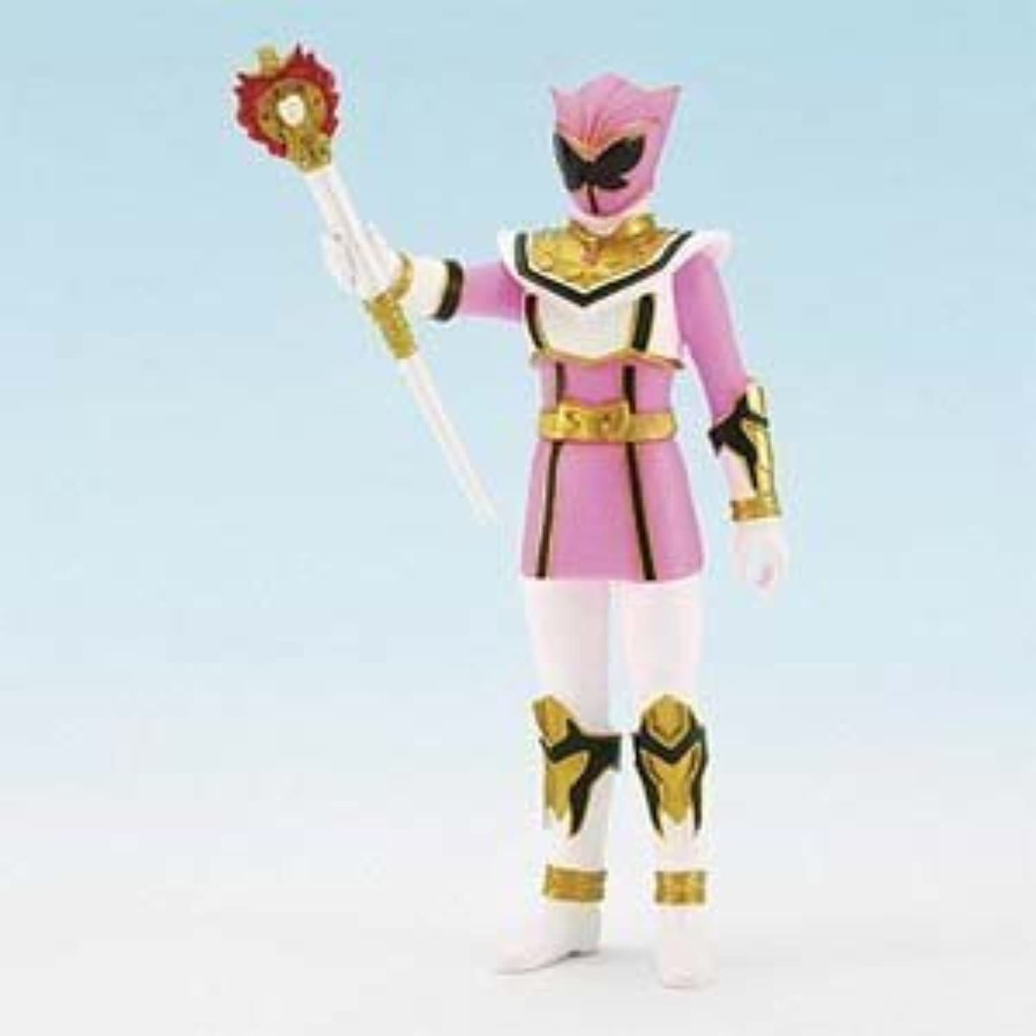 Power Rangers Mystic Force MagiRanger Pink Ranger (Sentai Hero Series Japan)
