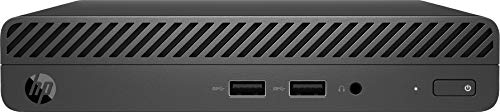 HP 260 G3 Intel® Pentium® 4415U 4 GB DDR4-SDRAM 500 GB Festplatte Schwarz Mini PC Mini-PC - PCs/Workstations (2,3 GHz, Intel® Pentium®, 4415U, 4 GB, 500 GB, Windows 10 Pro)