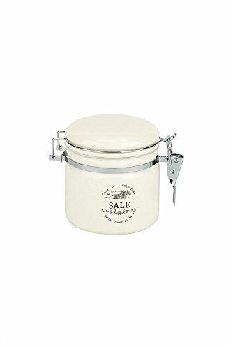 Salzdose Dolce Casa, 370 ml., aus Keramik, mit Bügelverschluss von TOGNANA