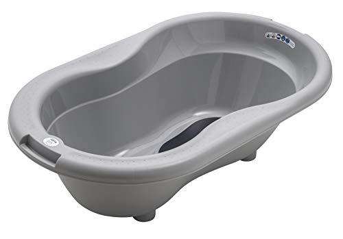 Rotho Babydesign 20001 0286 TOP Badewanne stone grey, grau