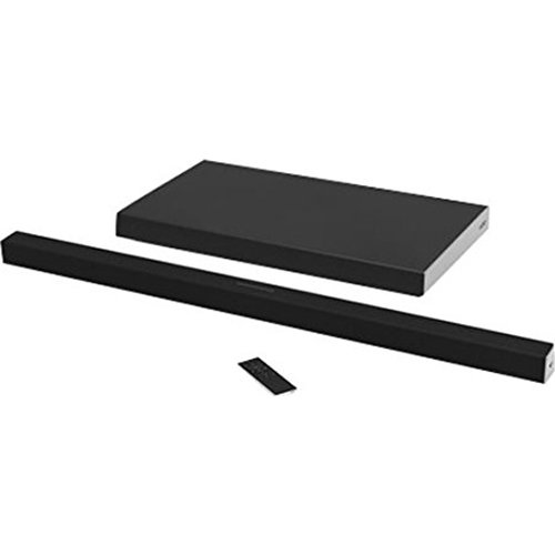 VIZIO SB4031-D5 - SmartCast 40' 3.1 Sound Bar System w/Accessory Bundle Includes Sound Bar, Cleaning Cloth, Screen Cleaner, 6 ft Optical Toslink 5.0mm OD Audio Cable and 6 ft HDMI Cable
