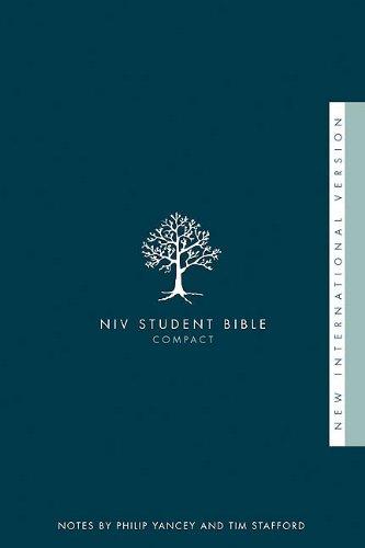 NIV, Student Bible, Compact, Paperback