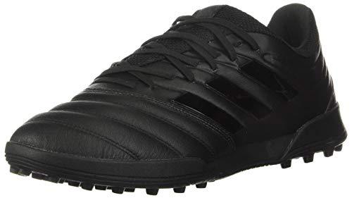 adidas Men's Copa 20.3 Turf Boots Soccer Shoe, Black, 12 M US