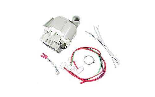 ORIGINAL Heizpumpe Umwälz Pumpe Motor Spülmaschine Bosch Siemens 654575