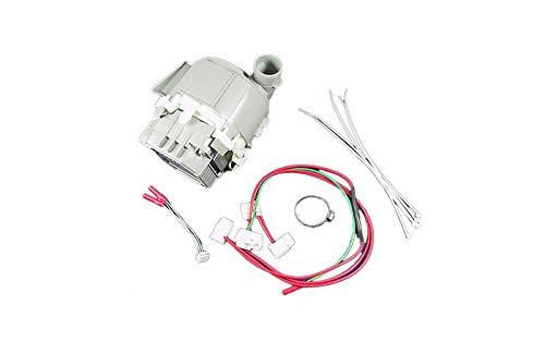 Originale pompa-calore pompa motore lavastoviglie Bosch Siemens 654575