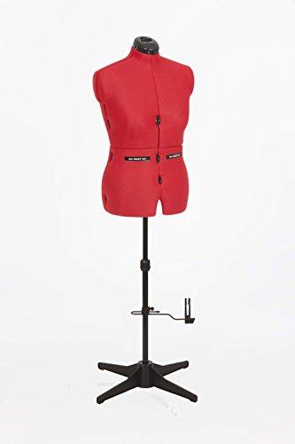 Mannequin Singer A 950 Rouge