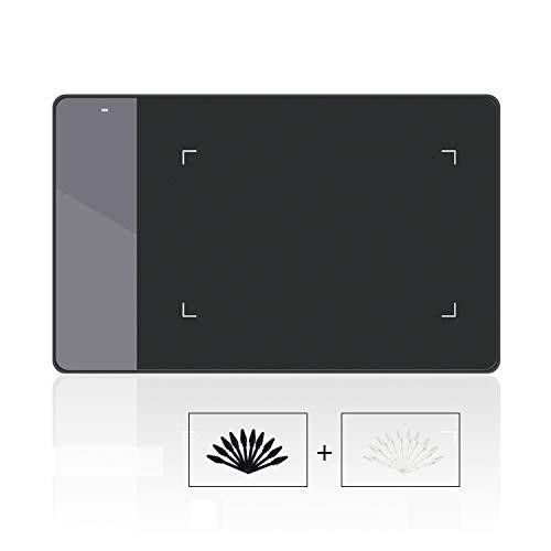 HUION OSU Grafiktablet 2048 Stufen Druckempfindlichkeit Pen Tablet Stifttablett 420 für die Unterschrift und Spielen
