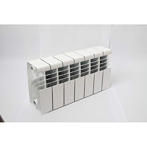 Baxi - Radiador DUBAL - Altura 30cm - 6 Elementos