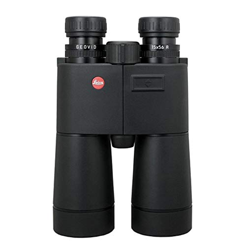 Leica 15x56 Geovid-R - Yards with HER,16x56, Black