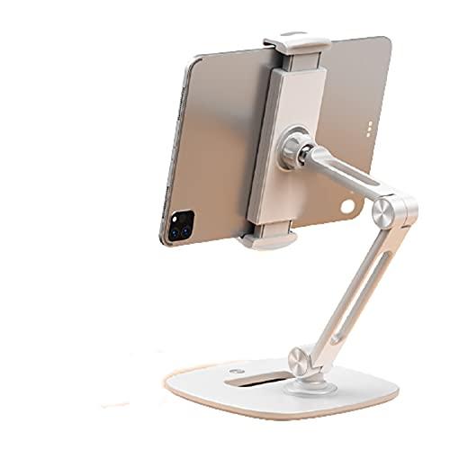 Soporte Movil TeléFono Plegado Giratorio Universal De AleacióN De Aluminio De Sobremesa Adecuado para Todos Los TeléFonos MóViles Y Tabletas,A2