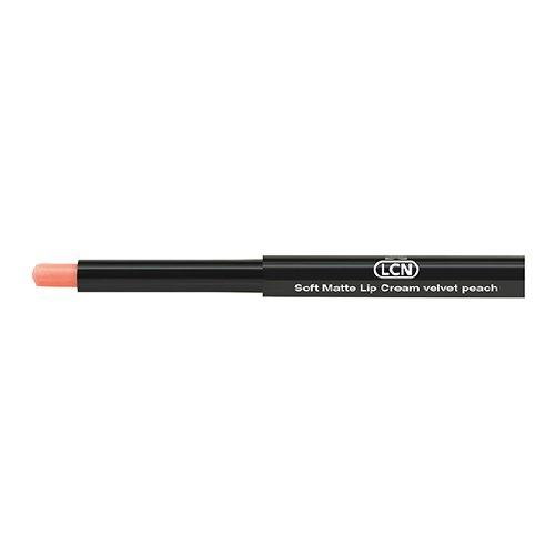 LCN 'Nature Poetry' Soft Matte Lip Cream 'velvet peach' 1,5g-sanft, deckend und pflegende Textur mit...