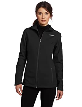 Columbia Women s Kruser Ridge Softshell Jacket Black Large