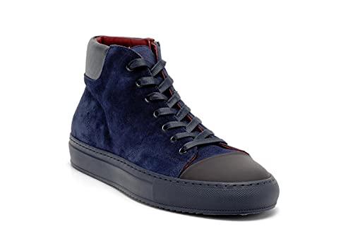 Boots/enkellaarsjes db14438 495 blauw, Marinier, 42 EU