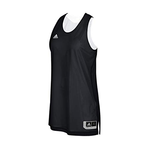 adidas Crazy Explosive Reversible Jersey - Women's Basketball L Black/White