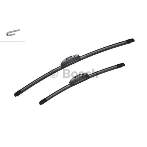 Bosch 3397014188 Bestes Flachbalken Wischblatt im mittleren Preissegment im Markt, für zeitwertgerechtenErsatz