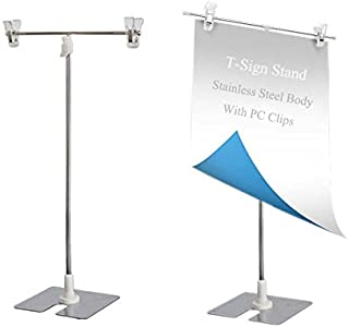 clip banner stand