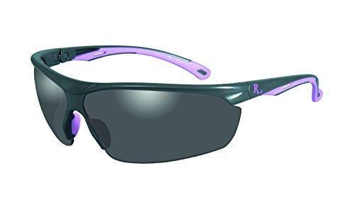 REMINGTON Industrial Line - Gafas protectoras para mujer, color negro