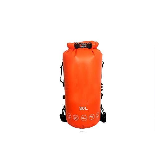 Waniyin Zaino Outdoor Borsa Impermeabile A Tenuta Stagna Completa for Sacca Subacquea for Immersioni Subacquee (Colore : Red)