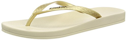 Ipanema Tropical, Damen Sandalen , Gold - Gold (Beige/Gold) - Gr. 40 EU (7 UK)