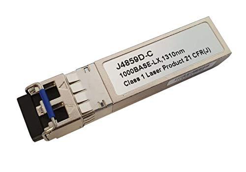 CONBIC J4859D C HPE Aruba kompatibler SFP Transceiver 1000BASE LX 1310nm Ohne Logo Daher auch fur den Wiederverkauf geeignet