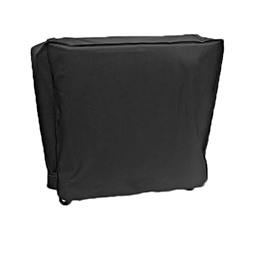 Comily Plus+ Universal 600D Oxford Heavy Duty Waterproof Cooler Covers Fits 80 QT Rolling Cooling Bins-36'x20'x35'