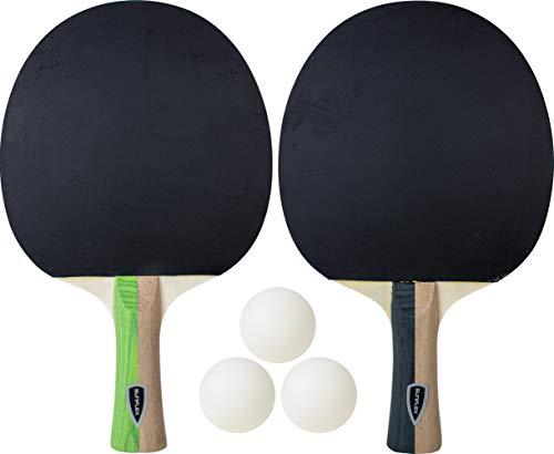 sunflex sport Unisex Juego de Tenis de Mesa (Ping, Multicolour, M