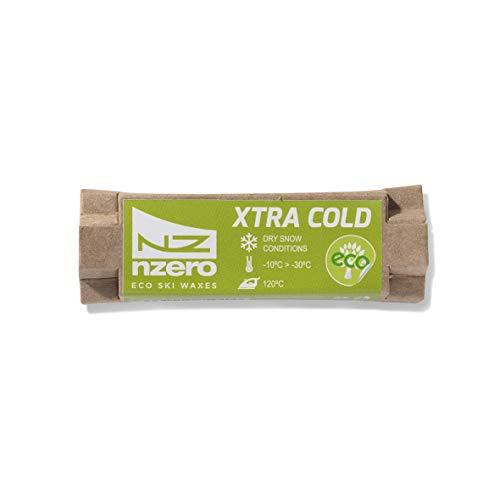 NZEROWAX - Blocco di sciolina Organica XCold -...