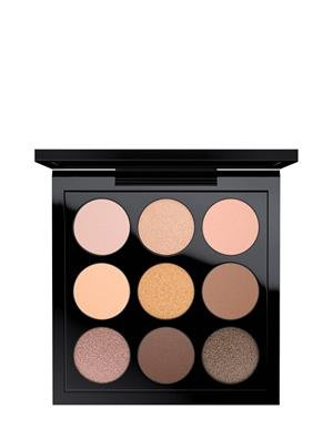 MAC EYESHADOW PALETTE # AMBER TIMES NINE