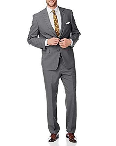 Anzug Streifenanzug von Class (46, Grau)