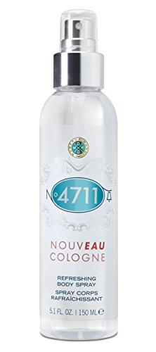 4711 Nouveau Cologne unisex, Bodyspray 150 ml, 1er Pack (1 x 0.178 kg)