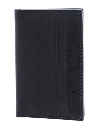 Scotch & Soda Classic Leather Card Holder Combo A