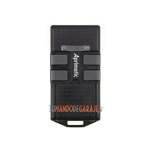 Mando-DE-Garaje-APRIMATIC-TG4C-27195-MHz-Compatible-TG4M-TG2M-TG2C