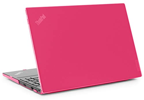mCover Hard Shell Case for 2020 Lenovo ThinkPad E14 14-inch AMD Gen 2 Laptop Computers ( NOT Fitting Other Lenovo laptops ) - LEN-TP-E14-G2 Pink