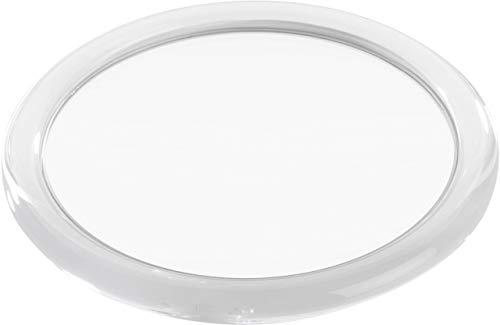 Remos - Miroir grossissant - 10 x - diamètre 10 cm