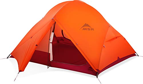 MSR Access Lightweight 1-Person 4-Season Tent for Winter Backpacking (040818131169)