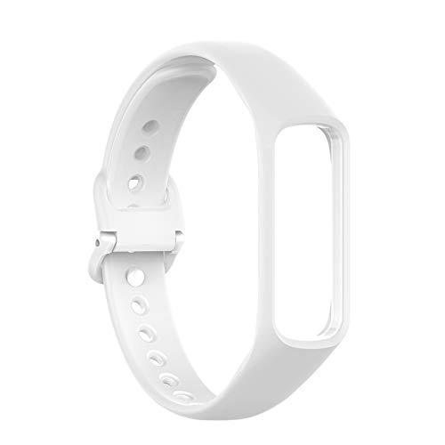 XXY New Fit-E R375 Smart Watch Band para FIT E Fitness Accesorios De Pulsera Correa Deportiva para Samsung Galaxy (Color : 02)
