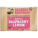 Bearded Brothers Radical Raspberry Lemon Energy Bar, 1.52 Ounce - 12 per case.
