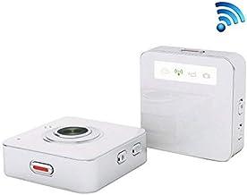 HD Surveillance Surveillance Cameras Portable Multifunction HD 720P 1.3MP WiFi Surveillance Camera/Camcorder, Compatible w...