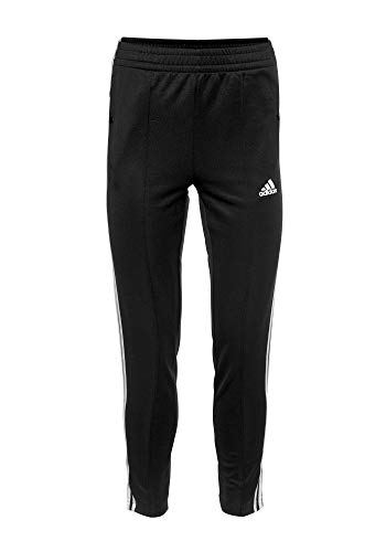 adidas W MH Snap Pant Pantalón, Mujer, Negro, L