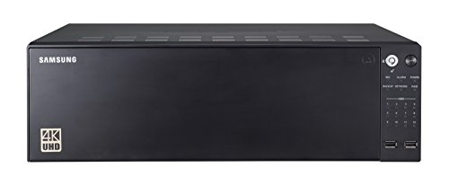 Buy Bargain Samsung by Hanwha PRN-4011-80TB 64CH 4K 400Mbps H.265 NVR with 80TB Hard Drive